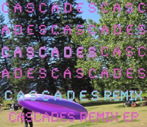 Cascades REMIX Album Art